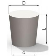 Tappi conici silicone stabilizzato HT310°C